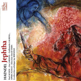 Georg Friedrich Händel: Jephta (2CD, Pierre Verany)