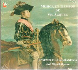 Música en Tiempos de Velázquez (Glossa)