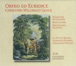 Christoph Willibald Gluck: Orfeo ed Euridice (2CD, Accent)