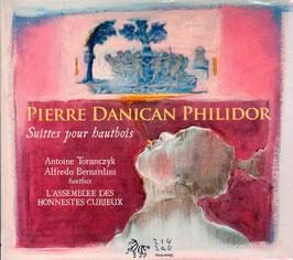 Pierre Danican Philidor: Suittes pour hautbois (ZigZag)
