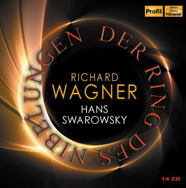 Richard Wagner: Der Ring des Nibelungen (14CD, Profil)