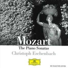 Wolfgang Amadeus Mozart: The Piano Sonatas (5CD, Deutsche Grammophon)
