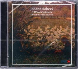 Johann Sobeck: 3 Wind Quintets (CPO)