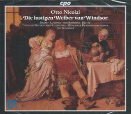 Otto Nicolai: Die lustigen Weiber von Windsor (2CD, CPO)