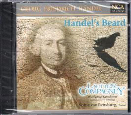 Georg Friedrich Händel: Handel's Beard (NCA Classical)