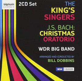 Johann Sebastian Bach: Christmas Oratorio, arranged and conducted by Bill Dobbins (2CD, Signum Classics)
