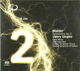 Gustav Mahler: Symphony No. 2 (2SACD, LSO Live)