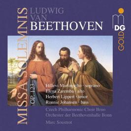 Ludwig van Beethoven: Missa Solemnis op. 123 (2CD, MDG)