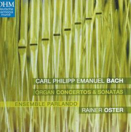 Carl Philipp Emanuel Bach: Organ Concertos & Sonatas (Deutsche Harmonia Mundi)