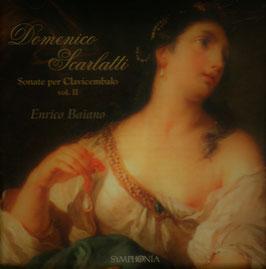 Domenico Scarlatti: Sonate per Clavicembalo vol. II (Symphonia)