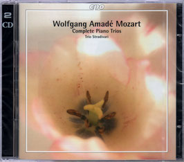 Wolfgang Amadeus Mozart: Complete Piano Trios (2CD, CPO)