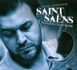 Camille Saint-Saëns: Integral Cello Work (2CD, Eloquentia)