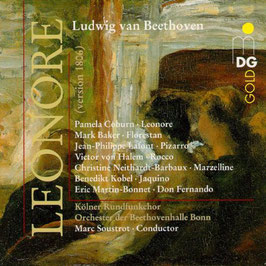 Ludwig van Beethoven: Leonore, version 1806 (2CD, MDG)