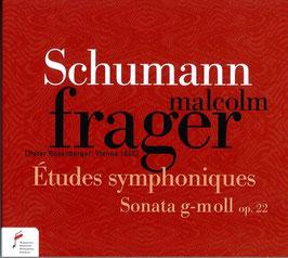 Robert Schumann: Études symphoniques, Sonata g-moll op. 22 (NIFC)