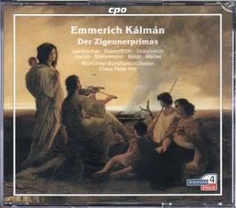 Emmerich Kálmán: Der Zigeunerprimas (2CD, CPO)