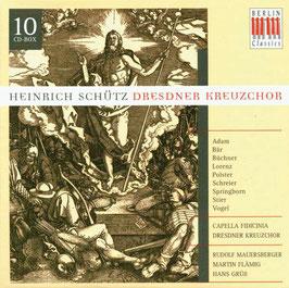 Heinrich Schütz: Heinrich Schütz Edition (10CD, Berlin)