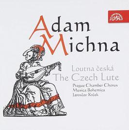 Adam Michna: The Czech Lute (Supraphon)