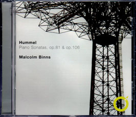 Johann Nepomuk Hummel: Piano Sonatas, op. 81 & op. 106 (Explore)