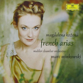 French Arias (Deutsche Grammophon)