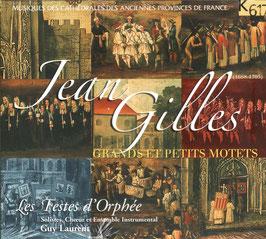 Jean Gilles: Grands et petits motets (K617)