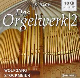Johann Sebastian Bach: Das Orgelwerk 2 (10CD, Documents)