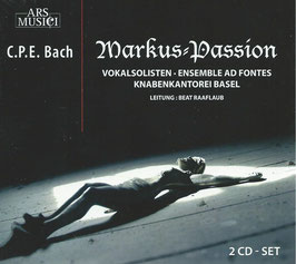 Carl Philipp Emanuel Bach: Markus-Passion (2CD, Ars Musici)