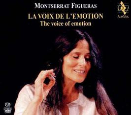 Montserrat Figueras: La Voix de l'Emotion (2SACD, Alia Vox)
