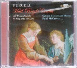 Henry Purcell: Hail, bright Cecilia (Brilliant)