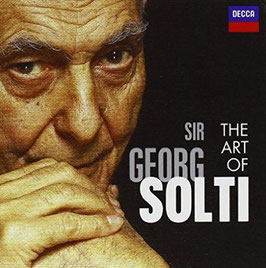Solti, The Art of Sir Georg Solti (25CD, Decca)