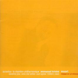 Wolfgang Amadeus Mozart: Messe en ut mineur (Naïve)