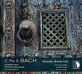 Carl Philipp Emanuel Bach: Gamba Sonatas (Stradivarius)