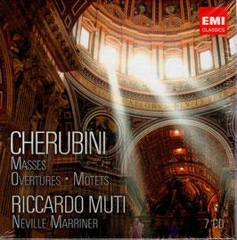 Luigi Cherubini: Masses, Overtures, Motets (7CD, EMI)