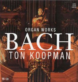 Johann Sebastian Bach: Organ Music (16CD, Teldec)