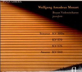 Wolfgang Amadeus Mozart: Sonatas KV 300h, 570, 576, Adagio KV 540 (Fuga Libera)