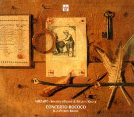 Wolfgang Amadeus Mozart: Sonates d´Église & Pièces d'Orgue (Arion)