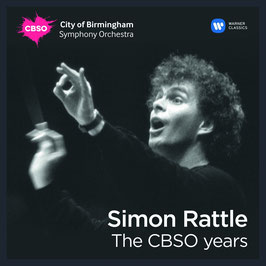 Simon Rattle: The CBSO Years (52CD, Warner)