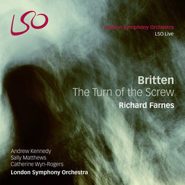 Benjamin Britten: The Turn of a Screw (2SACD, LSO Live)