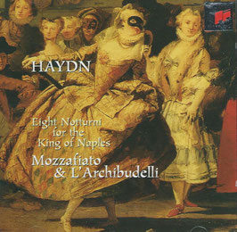 Joseph Haydn: Eight Notturni for the King of Naples (Sony Vivarte)