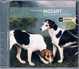 Wolfgang Amadeus Mozart: Violin Sonatas (2CD, Virgin Veritas)