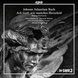 Johann Sebastian Bach: Ach Gott, wie manches Herzeleid, Dialog-Kantaten (CPO)