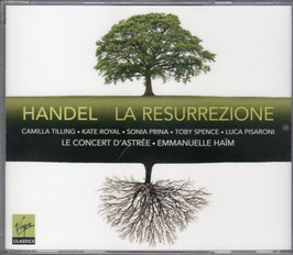 Georg Friedrich Händel: La Resurrezione (2CD, Virgin)
