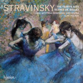 Igor Stravinsky: The Fairy's Kiss, Scenes de Ballet (Hyperion)