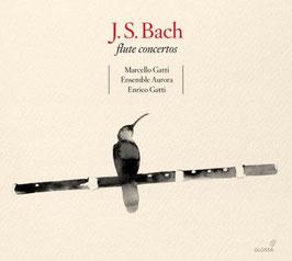 Johann Sebastian Bach: Flute concertos (Glossa)