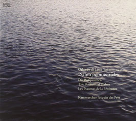 Orlando di Lasso: Psalmi poenitentiales (Raumklang)