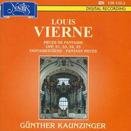 Louis Vierne: Pièces de Fantaisie Opp. 51, 53, 54, 55 (2CD, Novalis)