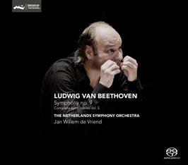 Ludwig van Beethoven: Complete Symphonies, vol. 5, Symphony no. 9 (SACD, Challenge Classics)