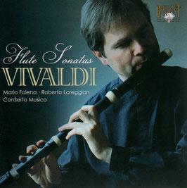 Antonio Vivaldi: Flute Sonatas (Brilliant)