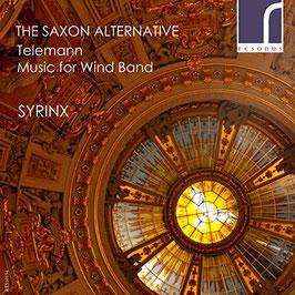 Georg Philipp Telemann: Music for Wind Band (Resonus)