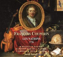 François Couperin: Les Nations 1726 (2SACD, Alia Vox)