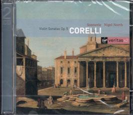 Arcangelo Corelli: Violin Sonatas Op. 5, complete (2CD, Virgin Veritas)